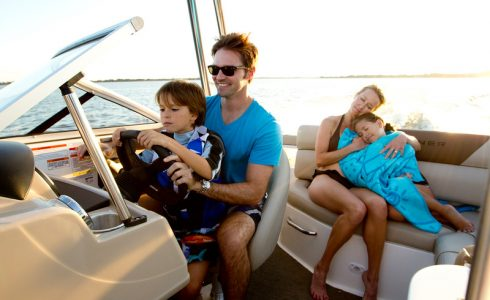Boat Vacation